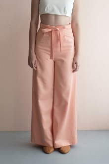 MATHILDA PANTS PEACH